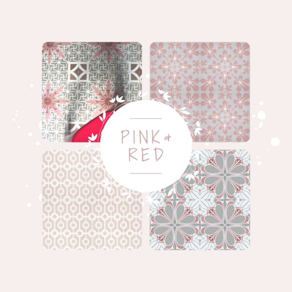 Create a feel-good atmosphere with PINK, the sweet side of the colour red and the colour of universal love